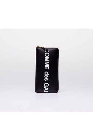 Comme des Garçons Comme des Garçons Huge Logo Wallet Black