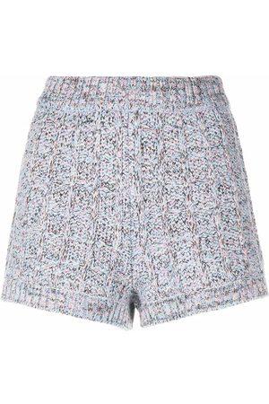 M Missoni Shorts de punto grueso