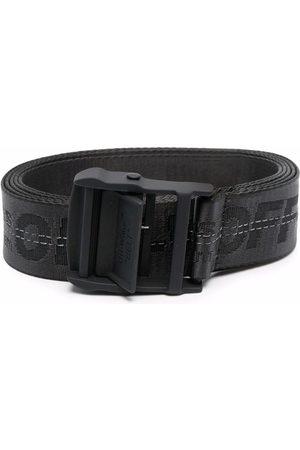 OFF-WHITE Cinturones - Cinturón con banda Industrial