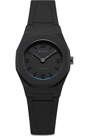 D1 MILANO Reloj Nano Black Nanochrome de 32mm