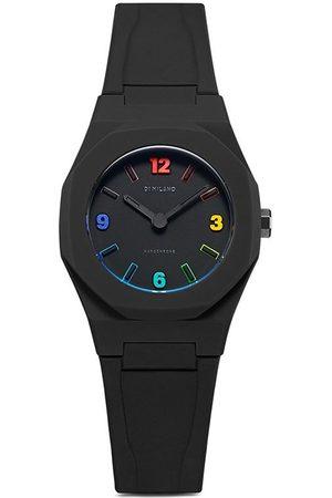 D1 MILANO Reloj Nano Rainbow Nanochrome de 32mm