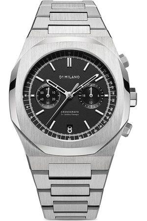 D1 MILANO Reloj Brave Chronograph de 41.5mm