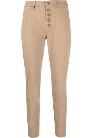 Dondup Pantalones skinny estilo capri