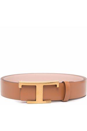 Tod's Cinturón con hebilla del logo