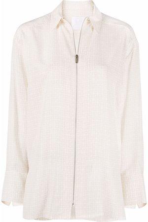 Givenchy Camisa con estampado 4G