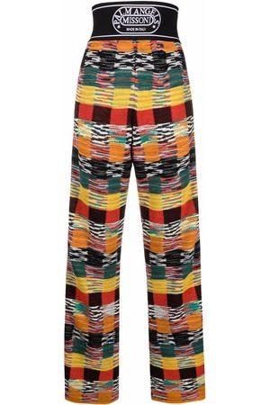 Palm Angels Pantalones con raya lateral de x Missoni