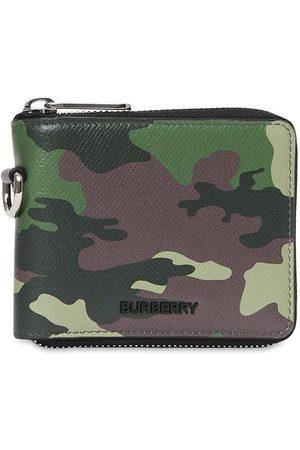 Burberry Cartera con motivo militar