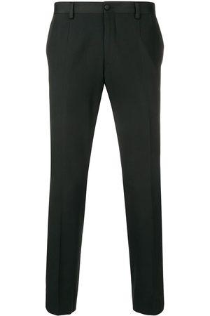 Dolce & Gabbana Pantalones de vestir con corte slim
