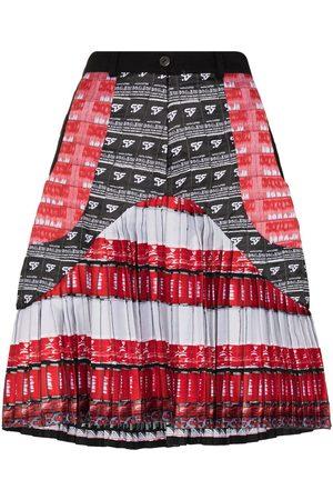 MARIAH ESA Falda con logo estampado