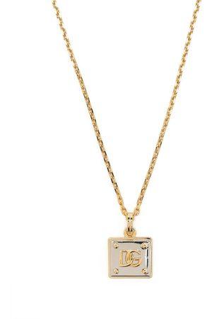 Dolce & Gabbana Collar con logo DG