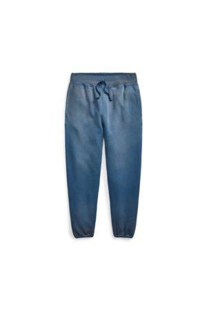 RRL Pantalón de chándal de felpa
