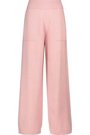 Barrie Pantalones elásticos de cachemira