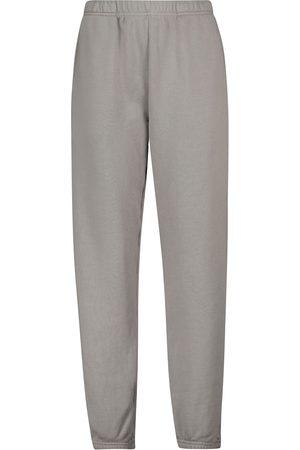 Les Tien Pantalones de chándal de forro polar