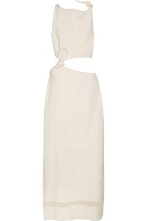 SIR Mujer Casual - Vestido largo Marne de algodón