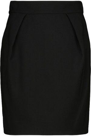 ALEXANDRE VAUTHIER Mujer Minifaldas - Minifalda de cintura alta
