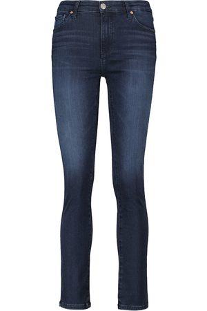 AG Jeans Mujer Cintura alta - Jeans ajustados Mari de tiro alto