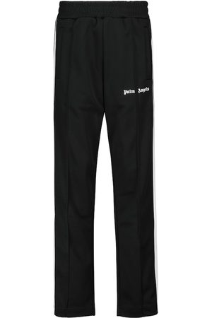 Palm Angels X Missoni pantalones de chándal a rayas
