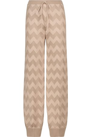 Missoni Mujer Chándals - Pantalones de chándal de lana