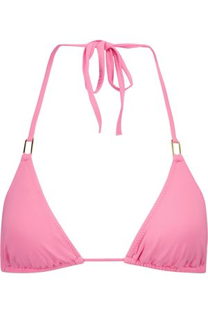 Melissa Odabash Exclusivo en Mytheresa - top de bikini Cancun
