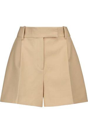 Khaite Mujer Pantalones cortos - Shorts Maarte de tiro alto