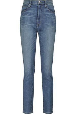 SLVRLAKE Mujer Cintura alta - Jeans ajustados Beatnik de tiro alto