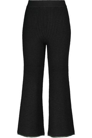 Proenza Schouler White Label pantalones acanalados