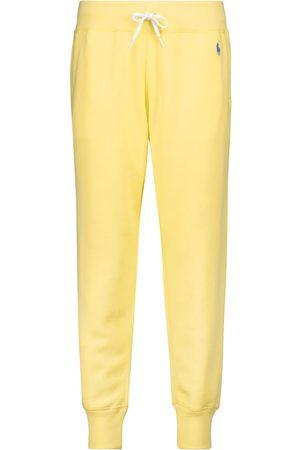 Polo Ralph Lauren Mujer Chándals - Pantalones de chándal mezcla de algodón