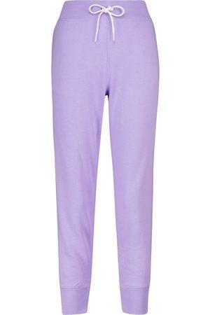 Polo Ralph Lauren Pantalones de chándal mezcla de algodón