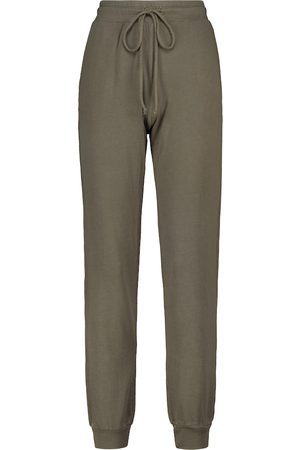 Lanston Pantalones de chándal Porter de algodón