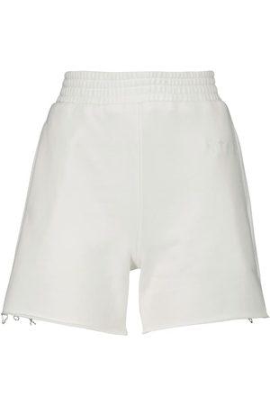 RTA Shorts de punto de algodón