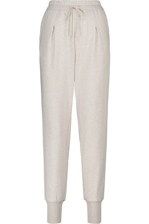 Varley Pantalones de chándal Keswick de algodón