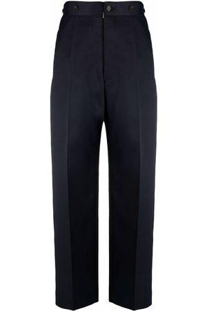 Maison Margiela Mujer Pantalones capri y midi - Pantalones de vestir capri