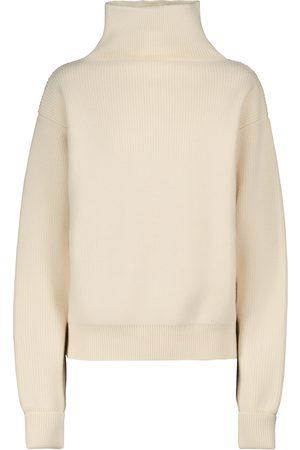 Jil Sander Jersey de lana de cuello alto