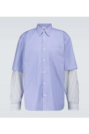 DRIES VAN NOTEN Camisa de algodón