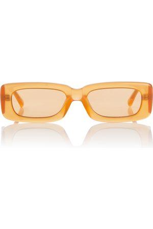 The Attico X Linda Farrow gafas de sol Marfa Mini