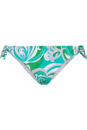 Emilio Pucci Mujer Bikinis - Braga de bikini estampada