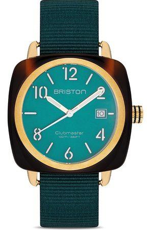 Briston Reloj Clubmaster Classic HMS de 40mm