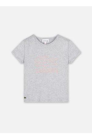 Lacoste T-Shirt MC Gros Loco Enfant