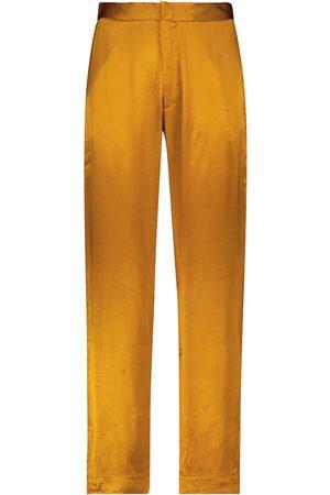 ASCENO Pantalones de pijama Olbia de bambú