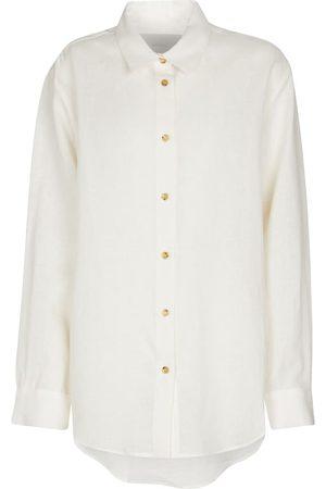 ASCENO Camisa Milan de lino orgánico