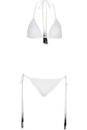 Missoni Bikini de cuello halter