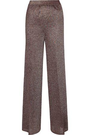 Missoni Pantalones anchos de tiro alto