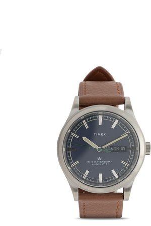 Timex Reloj Waterbury Heritage Automatic de 40mm