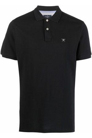 Hackett Polo slim con logo bordado