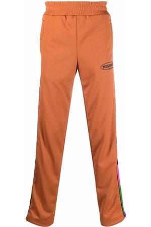 Palm Angels Pantalones de chándal con detalle de raya lateral de x Missoni