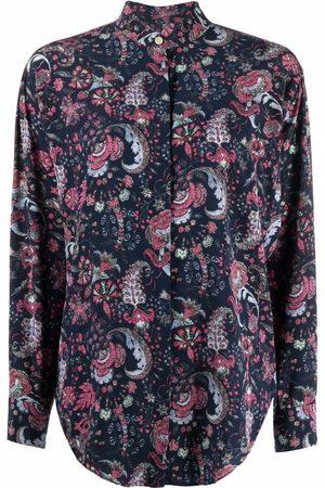 Isabel Marant Mujer Blusas - Blusa Cadezi con estampado gráfico