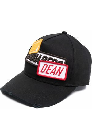 Dsquared2 Hombre Gorras - Logo-patch baseball cap