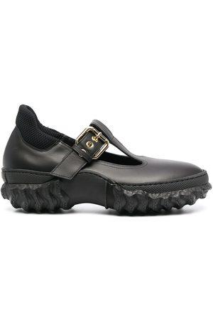 Marni Zapatos estilo Mary Jane con suela dentada