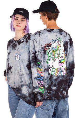 Rip N Dip Acid Playdo Long Sleeve T-Shirt tiedye