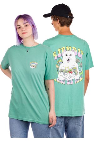 Rip N Dip Trippy Treatz T-Shirt verde